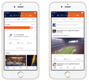 Facebook Announces Its Foray Into Sports